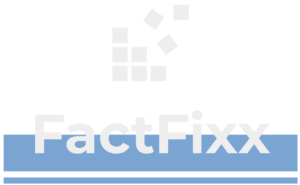 FIX THE FACTS WITH FACTFIXX